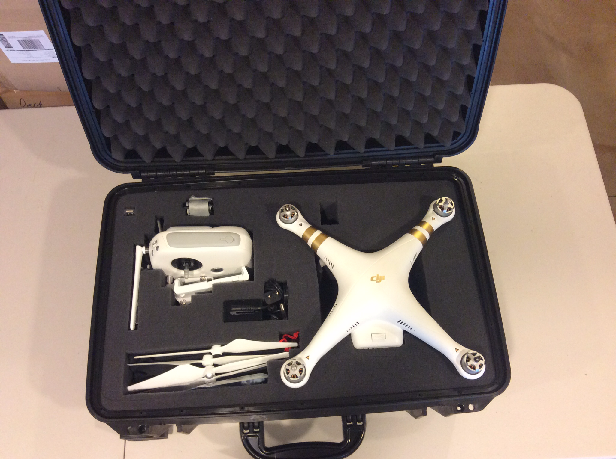 dji phantom drone instructions